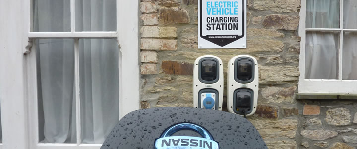 EV Charging available