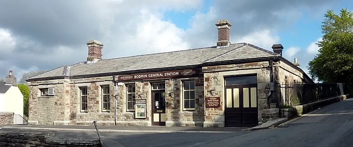 Bodmin General Station